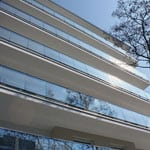 frameless balustrade glass