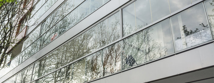 Frameless balcony enclosures