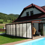 patio enclosures frame systems