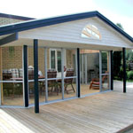 frame patio enclosure